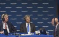 Gary Johnson and Bill Weld At SiriusXM on The Michael Smerconish Program