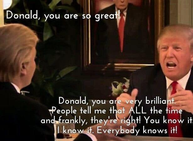 Donald Trump Narcissist